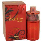 Shadow Amor by Ajmal Eau De Parfum Spray 2.5 oz Women