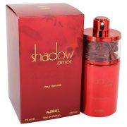 Ajmal Shadow Amor by Ajmal Eau De Parfum Spray 2.5 oz Men