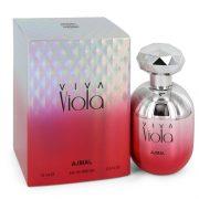 Viva Viola by Ajmal Eau De Parfum Spray 2.5 oz Women