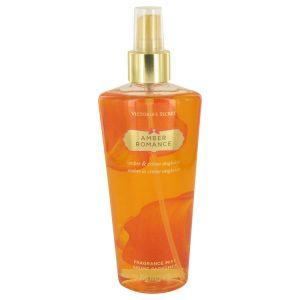 Amber Romance by Victoria's Secret Fragrance Mist Spray 8.4 oz Women