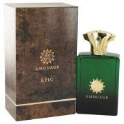 Amouage Epic by Amouage Eau De Parfum Spray 3.4 oz Men