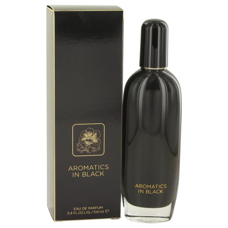 Aromatics in Black by Clinique Eau De Parfum Spray 3.4 oz Women