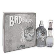 Bad for Boys by Clayeux Parfums Eau De Toilette Spray + Free LED Watch 3.4 oz Men