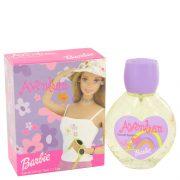 Barbie Aventura by Mattel Eau De Toilette Spray 2.5 oz Women