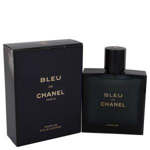 Bleu De Chanel by Chanel Parfum Spray (New 2018) 3.4 oz Men