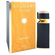 Bvlgari Le Gemme Ambero by Bvlgari Eau De Parfum Spray 3.4 oz Men