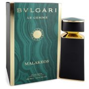 Bvlgari Le Gemme Malakeos by Bvlgari Eau De Parfum Spray 3.4 oz Men