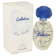 Cabotine Eau Vivide by Parfums Gres Eau De Toilette Spray 3.4 oz Women