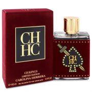 CH Kings by Carolina Herrera Eau De Parfum Spray (Limited Edition Bottle) 3.4 oz Men