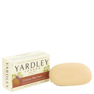 Yardley London Soaps by Yardley London Cocoa Butter Naturally Moisturizing Bath Bar 4.25 oz Women