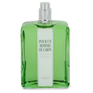 CARON Pour Homme by Caron Eau De Toilette Spray (Tester) 4.2 oz Men