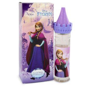 Disney Frozen Anna by Disney Eau De Toilette Spray (Castle Packaging) 3.4 oz Women