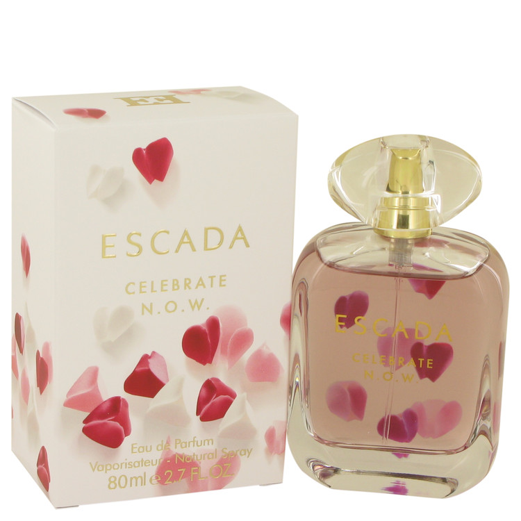 Escada Celebrate Now by Escada Eau De Parfum Spray 2.7 oz Women