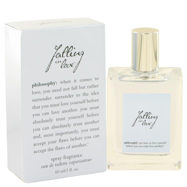 Falling In Love by Philosophy Eau De Toilette Spray 2 oz Women