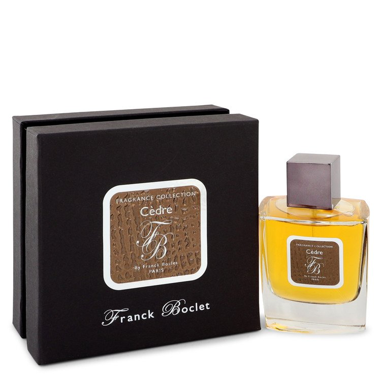 Franck Boclet Cedre by Franck Boclet Eau De Parfum Spray 3.4 oz Men
