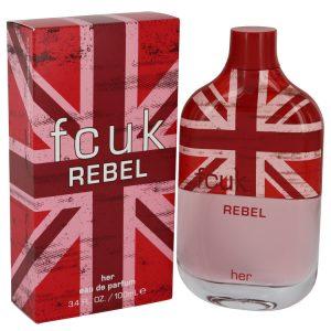 FCUK Rebel by French Connection Eau De Parfum Spray 3.4 oz Women