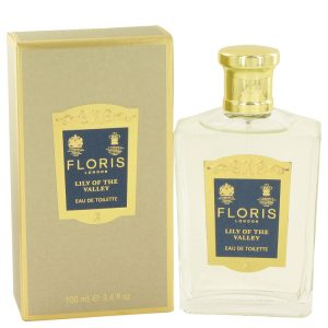 Floris Lily of The Valley by Floris Eau De Toilette Spray 3.4 oz Women