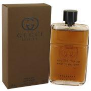 Gucci Guilty Absolute by Gucci Eau De Parfum Spray 3 oz Men