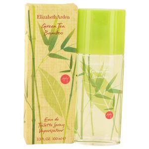 Green Tea Bamboo by Elizabeth Arden Eau De Toilette Spray 3.3 oz Women