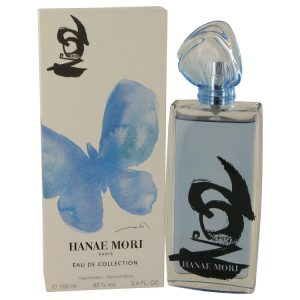 Hanae Mori Eau De Collection No 2 by Hanae Mori Eau De Toilette Spray 3.4 oz Women