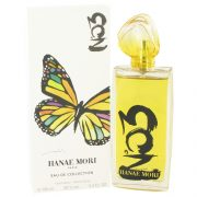 Hanae Mori Eau De Collection No 3 by Hanae Mori Eau De Toilette Spray 3.4 oz Women