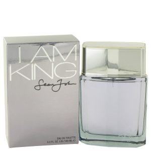 I Am King by Sean John Eau De Toilette Spray 3.4 oz Men