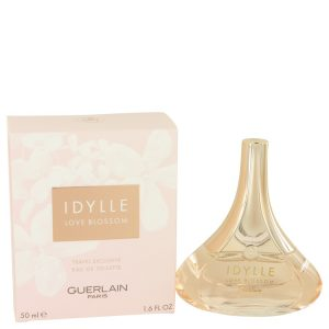 Idylle Love Blossom by Guerlain Eau De Toilette Spray 1.6 oz Women