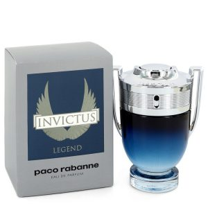 Invictus Legend by Paco Rabanne Eau De Parfum Spray 1.7 oz Men