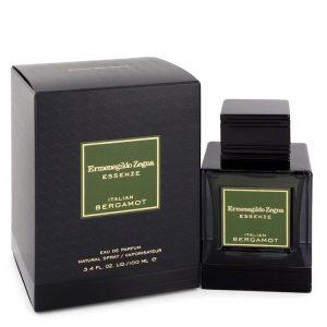 Italian Bergamot by Ermenegildo Zegna Eau De Parfum Spray 3.4 oz Men