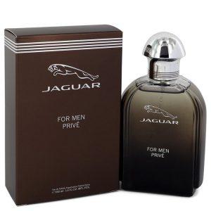 Jaguar Prive by Jaguar Eau De Toilette Spray 3.4 oz Men