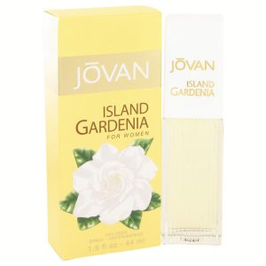Jovan Island Gardenia by Jovan Cologne Spray 1.5 oz Women