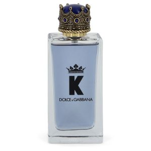 K by Dolce & Gabbana by Dolce & Gabbana Eau De Toilette Spray (Tester) 3.4 oz Men