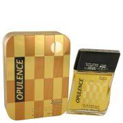 Lamis Opulence by Lamis Eau De Toilette Spray Deluxe Limited Edition 3.3 oz Men
