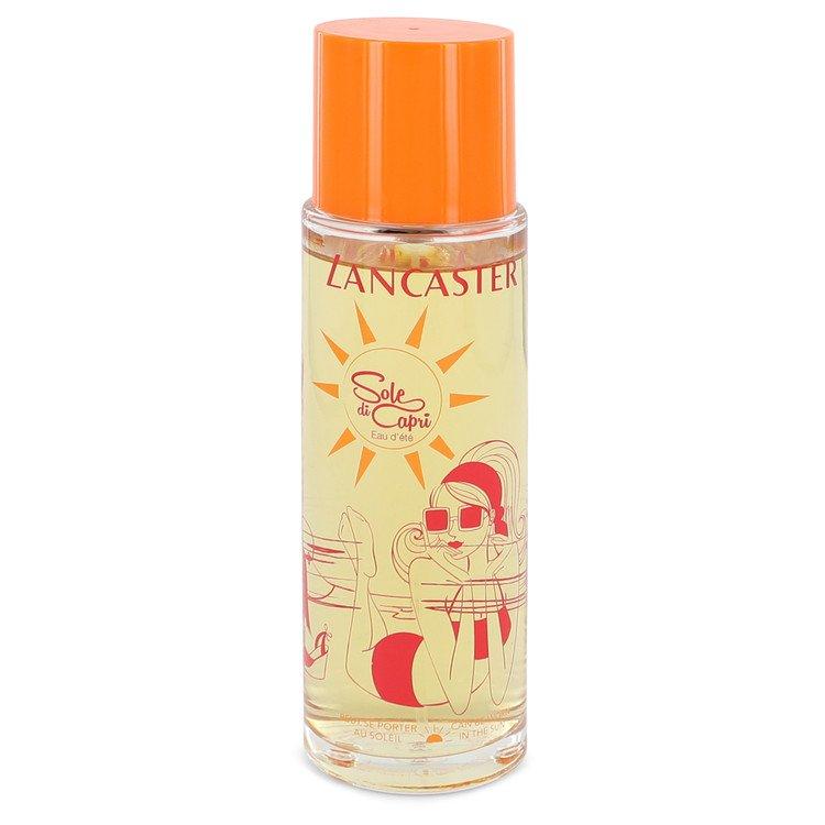 Sole Di Capri by Lancaster Eau D'ete Spray (Tester) 3.4 oz Women