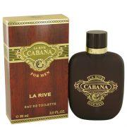 La Rive Cabana by La Rive Eau De Toilette Spray 3 oz Men
