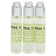 Le Labo Rose 31 by Le Labo Three Travel Size Eau De Parfum Sprays (Unisex) 3 x .33 oz Women
