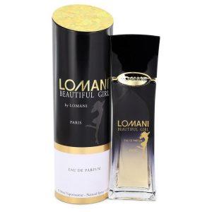 Lomani Beautiful Girl by Lomani Eau De Parfum Spray 3.3 oz Women