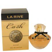 La Rive Cash by La Rive Eau De Parfum Spray 3 oz Women