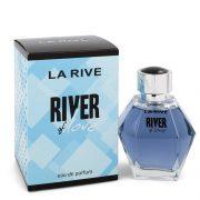 La Rive River of Love by La Rive Eau De Parfum Spray 3.3 oz Women