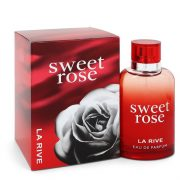 La Rive Sweet Rose by La Rive Eau De Parfum Spray 3 oz Women
