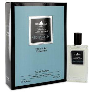 Musc Ambre Gris by Affinessence Eau De Parfum Spray (Unisex) 3.3 oz Women
