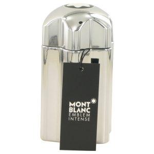 Montblanc Emblem Intense by Mont Blanc Eau De Toilette Spray (Tester) 3.4 oz Men