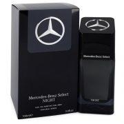 Mercedes Benz Select Night by Mercedes Benz Eau De Parfum Spray 3.4 oz Men
