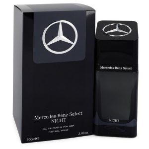 Mercedes Benz Select Night by Mercedes Benz Eau De Parfum Spray 3.4 oz Men