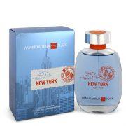 Mandarina Duck Let's Travel to New York by Mandarina Duck Eau De Toilette Spray 3.4 oz Men