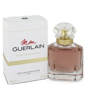 Mon Guerlain Sensuelle by Guerlain Eau De Parfum Spray 1.6 oz Women