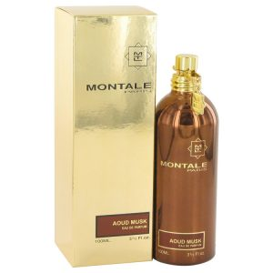 Montale Aoud Musk by Montale Eau De Parfum Spray 3.3 oz Women