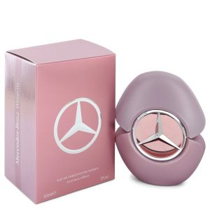 Mercedes Benz Woman by Mercedes Benz Eau De Toilette Spray 2 oz Women