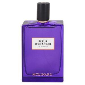 Molinard Fleur D'oranger by Molinard Eau De Parfum Spray (Unisex Tester) 2.5 oz Women