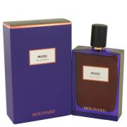 Molinard Musc by Molinard Eau De Parfum Spray (Unisex) 2.5 oz Women